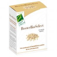 Boswellia select 60 cápsulas cien por cien natural
