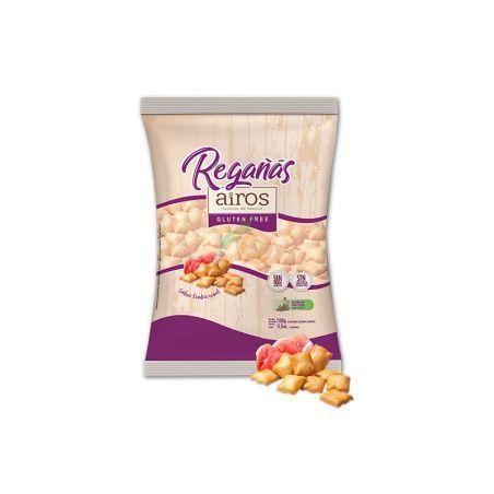 Regañas sin gluten 100 gramos airos