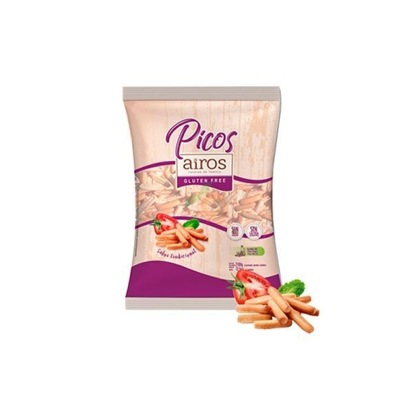 Picos sin gluten 100 gramos airos