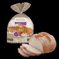 Pan de payes fresco y cortado sin gluten 300 gramos airos