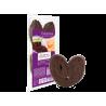 Palmeras de chocolate negro sin gluten 2 unidades airos