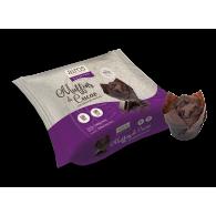 Muffins de cacao con pepitas de chocolate sin gluten 4x60  gramos airos