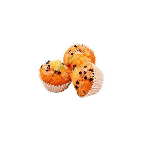 Magdalenas con pepitas de choco sin gluten 8 unidades airos