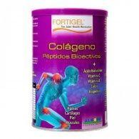 Fortigel colageno bioactivo con ácido hialuronico 300 gramos