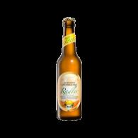 Cerveza radler bio con limón 330  ml