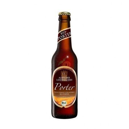 Cerveza negra porter bio 330  ml