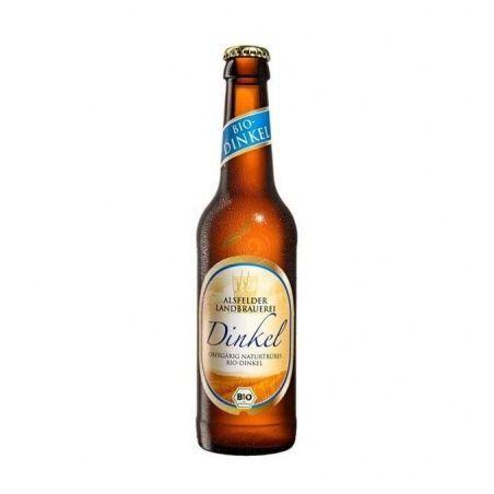 Cerveza dinkel de espelta bio 330  ml