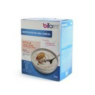 Natillas sustitutivas sabor yogur con cereales y frutas biform dietisa