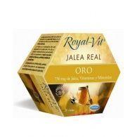 Jalea real royal-vit oro 20 viales dietisa