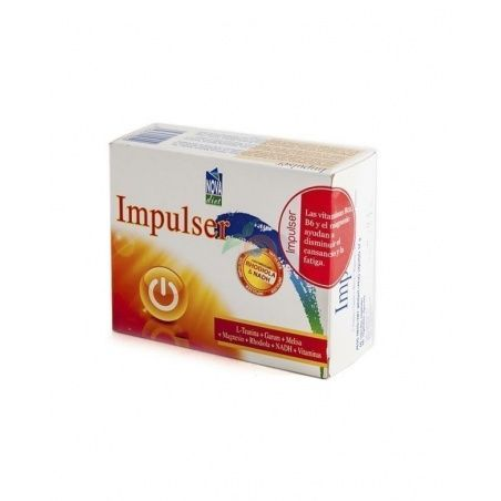 Impulser 60 cápsulas nova diet