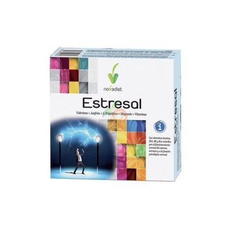 Estresal 60 cápsulas nova diet