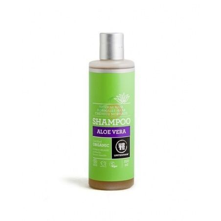 Champú aloe vera cabellos normales 250 ml urtekram
