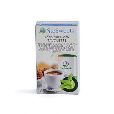 Stevia 250 comprimidos stesweet
