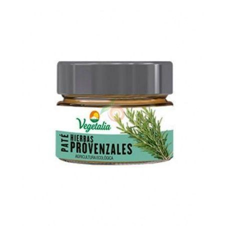 Paté de hierbas provenzales bio 110 gramos vegetalia