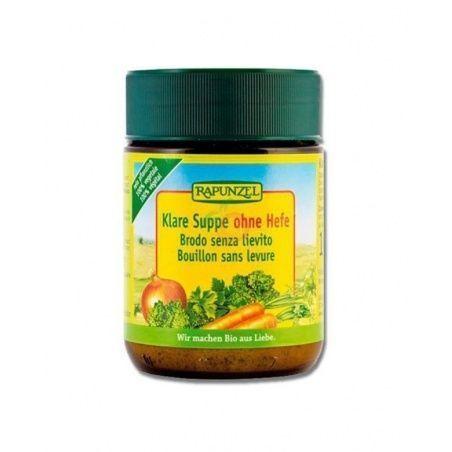 Caldo de levadura y verduras 150 gramos vitam