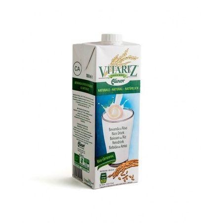 Bebida de arroz 1 litro bio vitariz
