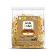 Fusilli de arroz integral y teff sin gluten bio vegano 250 gramos zealia