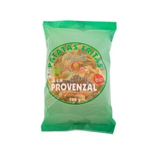 Patatas chips a la provenzal bio 100 gramos vegetalia