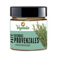 Paté de hierbas provenzales bio 180 gramos vegetalia