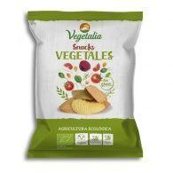 Snack vegetales bio 45 gramos vegetalia