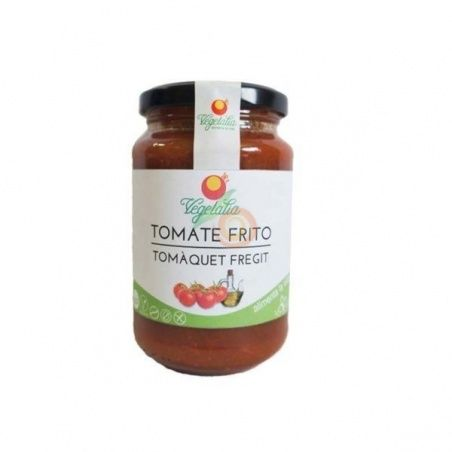 Tomate frito natural casero eco 320 gramos vegetalia