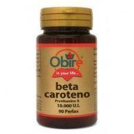 Betacaroteno 90 perlas obire
