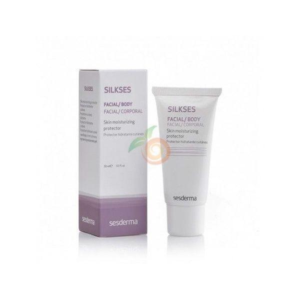 Crema silkses protector hidratante cutáneo 30 ml sesderma