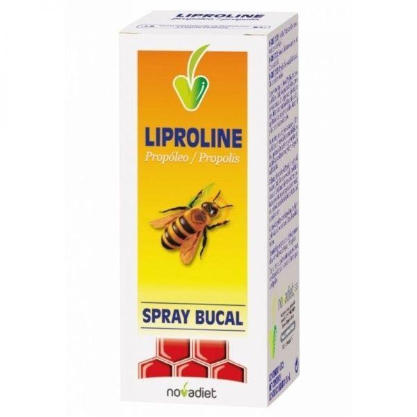 Liproline spray bucal 15 ml nova diet