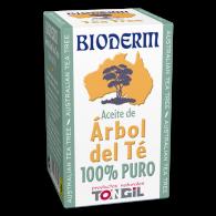 Bioderm aceite de árbol del té 15 ml tongil