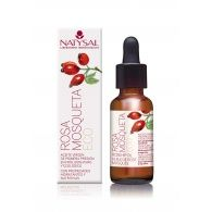 Aceite rosa mosqueta 30 ml natysal
