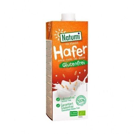 Bebida de avena sin gluten natumi