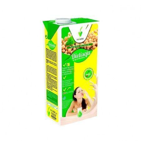 Bebida de soja dietisoja 1 litro nova diet