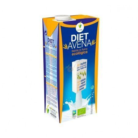Bebida de avena ecológica 1 l nova diet