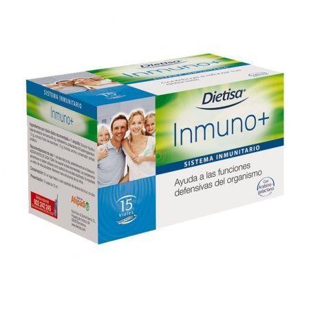 Inmuno+ 15 viales dietisa