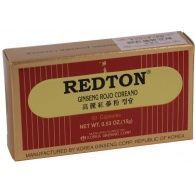 Redton ginseng rojo coreano 50 cápsulas grc