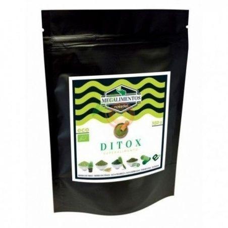 Megalimentos ditox 150 gramos nova diet