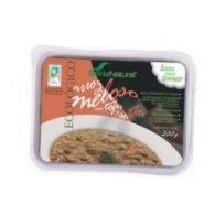 Arroz meloso con tofu y aceitunas 300 gramos soria natural