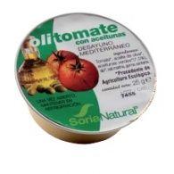 Olitomate con aceitunas verdes 275 gramos soria natural