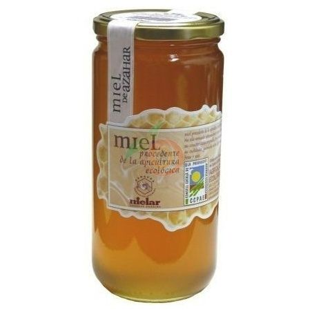 Miel de azahar ecológica 1 kg arnauda