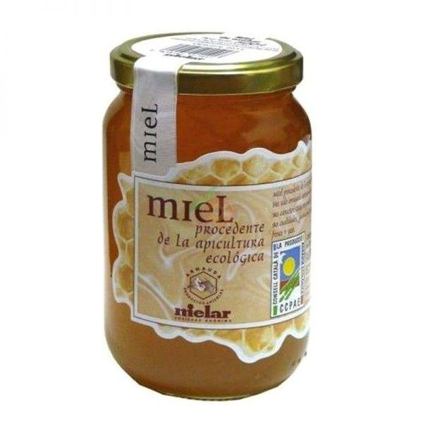 Miel de azahar ecológica 500 gramos arnauda