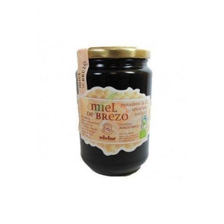 Miel de brezo ecológica 500 gramos arnauda