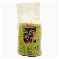 Tortitas de arroz con sal 100 gramos artesanía agrícola