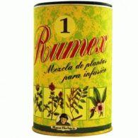 Rumex 1 - 60 cápsulas artesanía agrícola