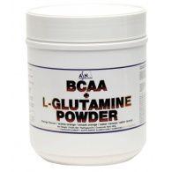 Bcaa + l-glutamina sabor naranja 500 gramos asn