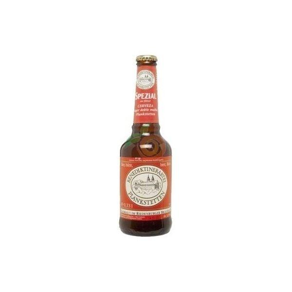 Cerveza doble malta spezial 33 cl benediktinerabtei