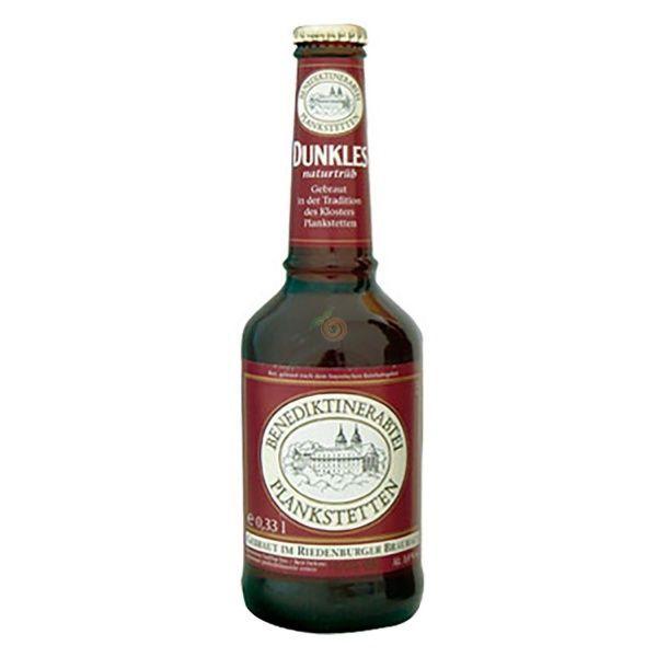 Cerveza negra dunkles 33 cl benediktinerabtei