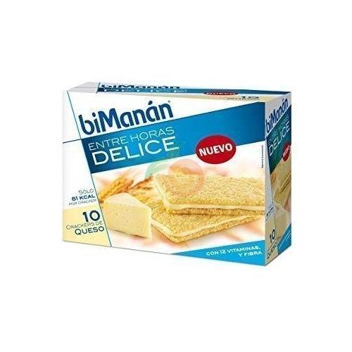 Crackers de queso 10 unidades bimanan