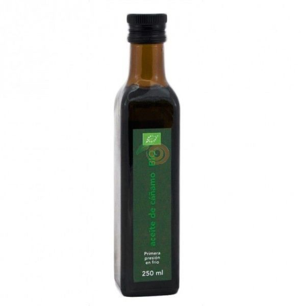 Aceite de cañamo bio 250 ml bioener
