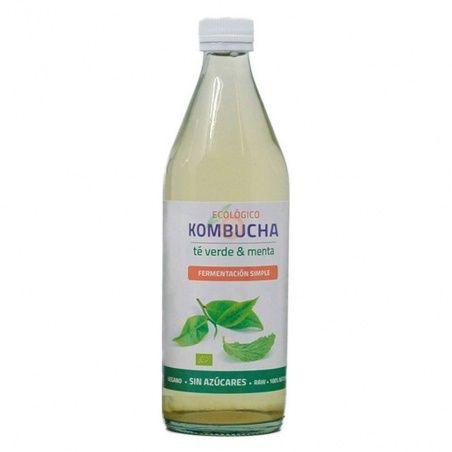 Jugo de té verde y menta eco 500 ml bioener