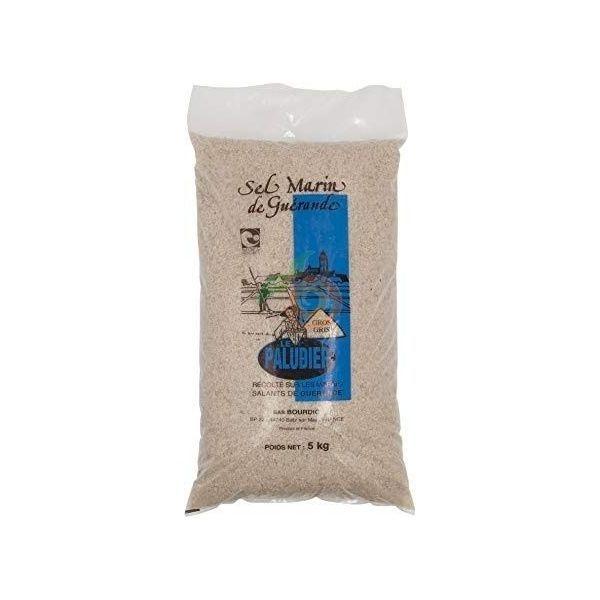 Sal marina gris bretaña 5 kg biolasi